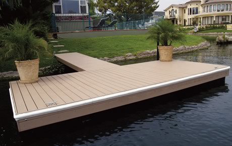 Pontoon Boat Deck Edging Structures Ft Rebuild Pontoon
